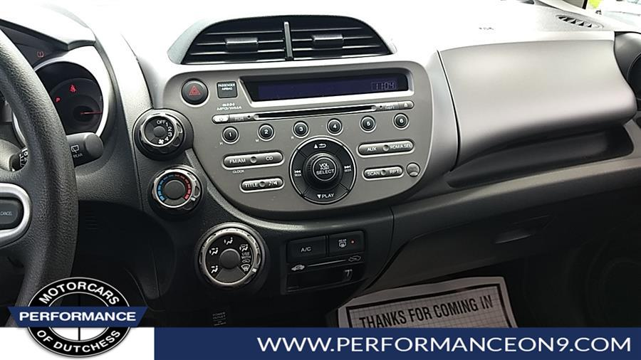 Used Honda Fit 5dr HB Auto 2013 | Performance Motorcars Inc. Wappingers Falls, New York