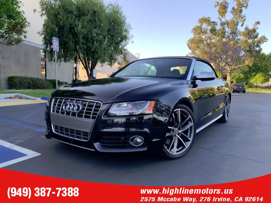 Used 2011 Audi S5 in Irvine, California | High Line Motors LLC. Irvine, California