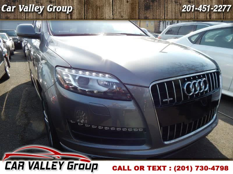 Used 2014 Audi Q7 in Jersey City, New Jersey | Car Valley Group. Jersey City, New Jersey