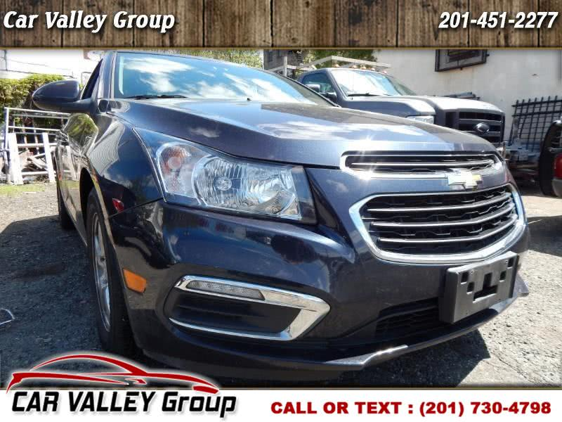 Used 2016 Chevrolet Cruze Limited in Jersey City, New Jersey | Car Valley Group. Jersey City, New Jersey