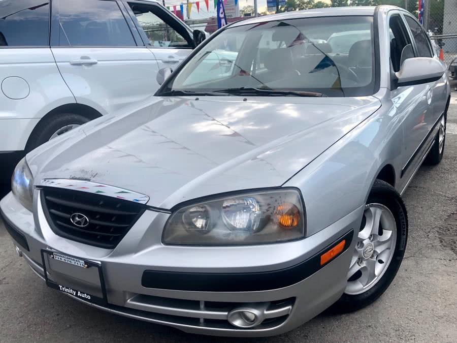2004 Hyundai Elantra 4dr Sdn GLS Auto, available for sale in Bronx, NY
