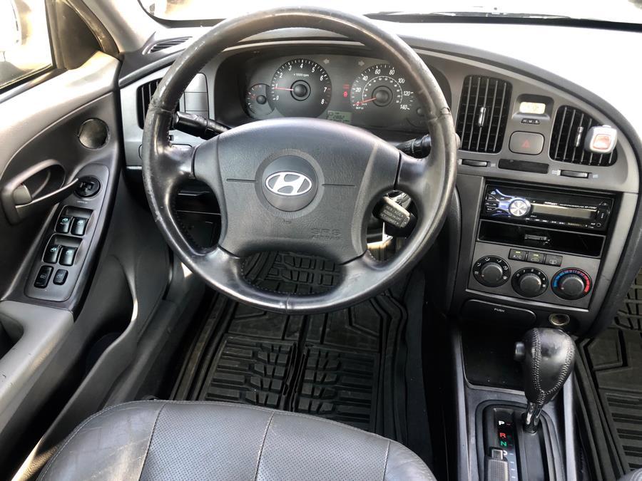Used Hyundai Elantra 4dr Sdn GLS Auto 2004 | Trinity Auto. Bronx, New York