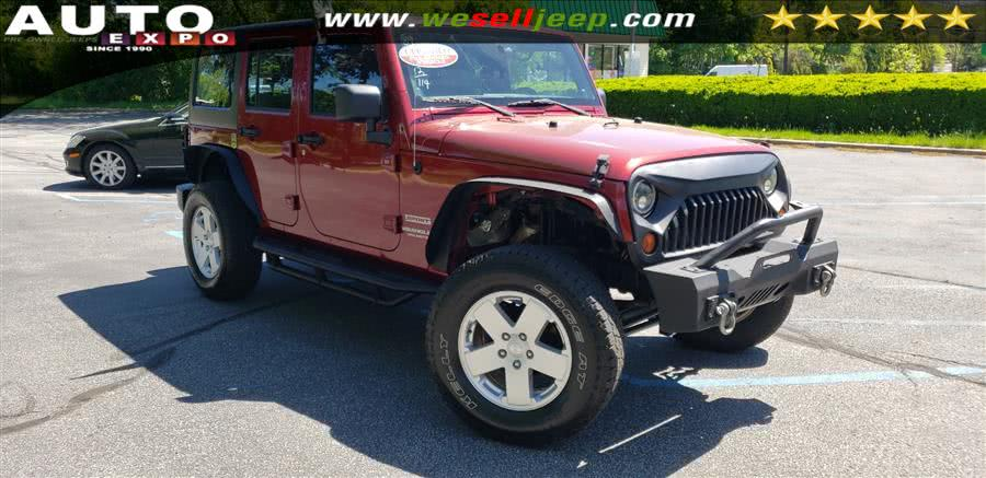 Used Jeep Wrangler Unlimited 4WD 4dr Sport 2012 | Auto Expo. Huntington, New York