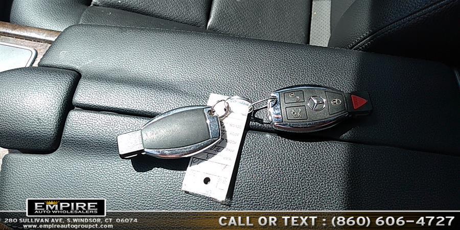 Used Mercedes-Benz E-Class 4dr Sdn E350 Luxury 4MATIC *Ltd Avail* 2013 | Empire Auto Wholesalers. S.Windsor, Connecticut