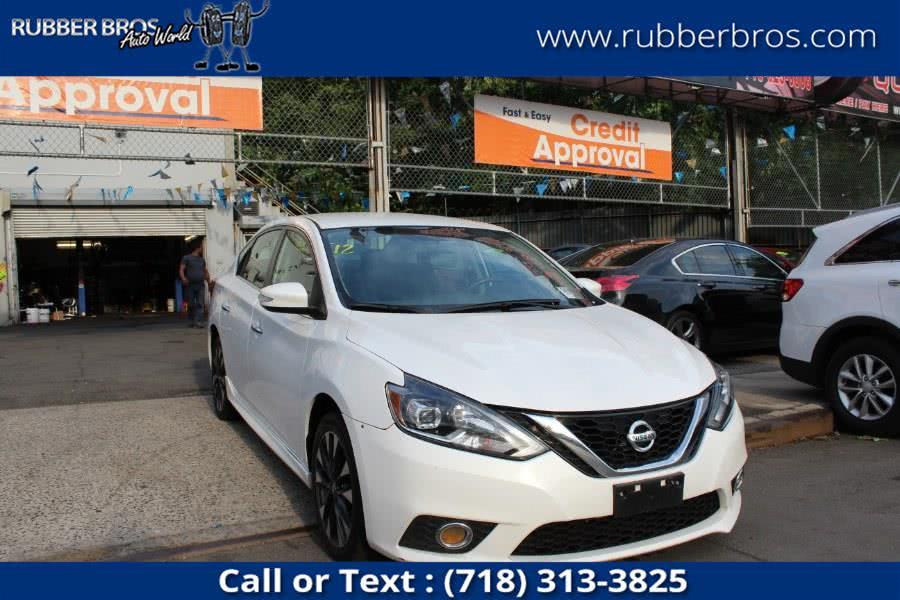 Used 2016 Nissan Sentra in Brooklyn, New York | Rubber Bros Auto World. Brooklyn, New York
