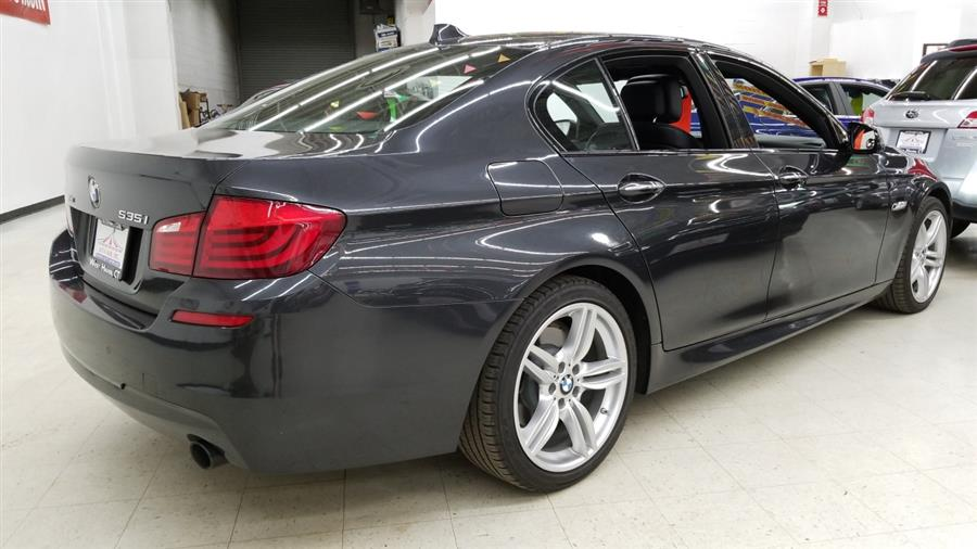 2013 BMW 5 Series 4dr Sdn 535i xDrive AWD, available for sale in West Haven, CT