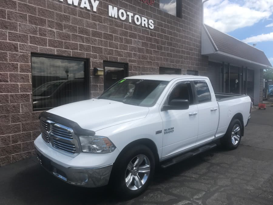 Used Ram 1500 4x4 1500 Big Horn 2014 | Airway Motors. Bridgeport, Connecticut