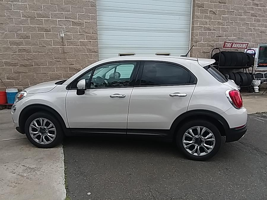 Used FIAT 500X FWD 4dr Easy 2016 | Vertucci Automotive Inc. Wallingford, Connecticut