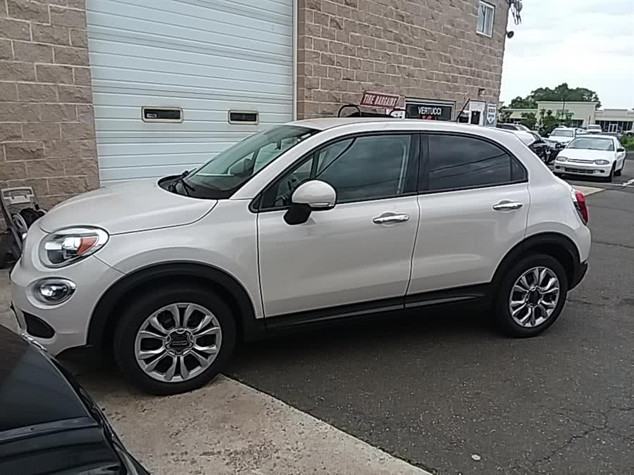 2016 FIAT 500X FWD 4dr Easy, available for sale in Wallingford, CT