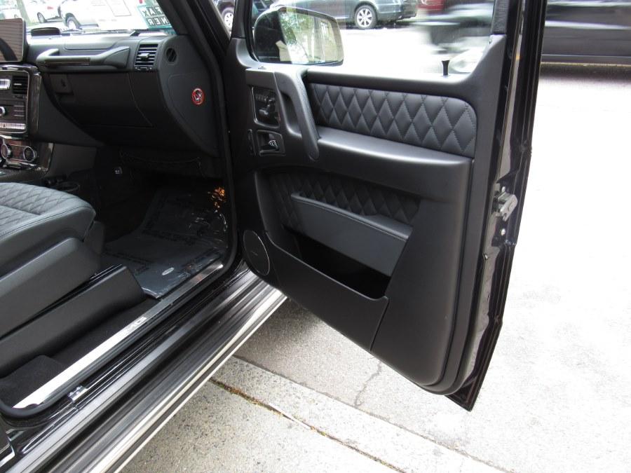 Used Mercedes-Benz G-Class AMG G 63 4MATIC SUV 2018 | Deals on Wheels International Auto. Levittown, Pennsylvania