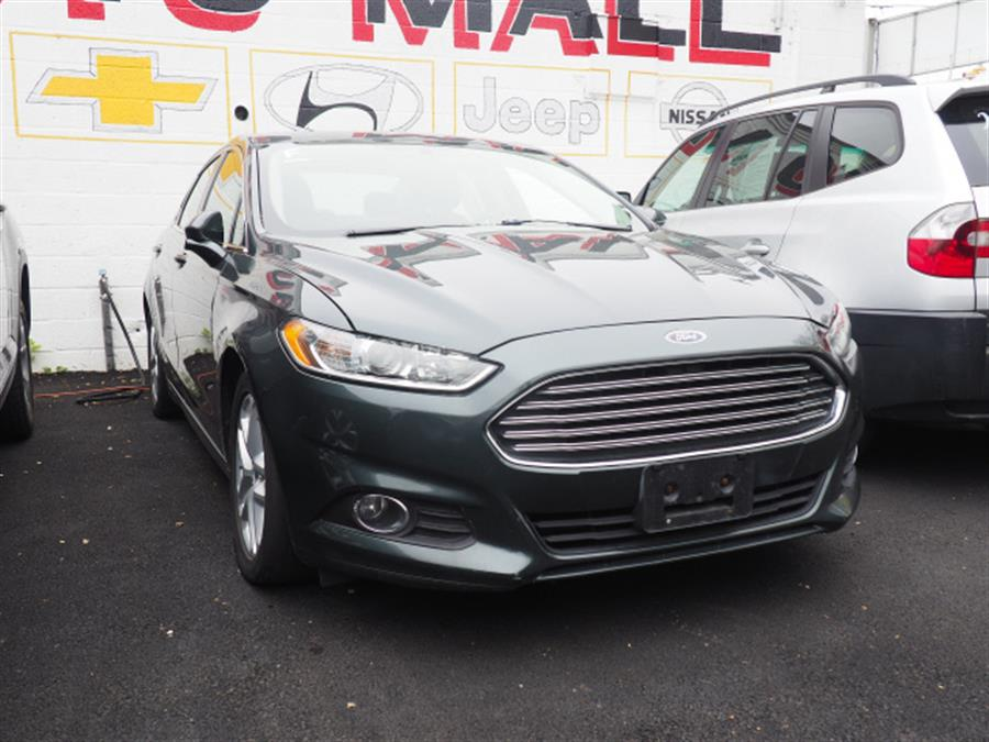 Used 2015 Ford Fusion in Bronx, New York | Advanced Auto Mall. Bronx, New York