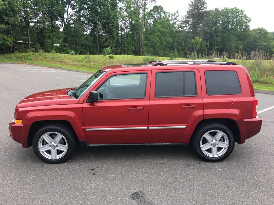Used Jeep Patriot 4WD 4dr Limited 2010 | Farmington Auto Park LLC. Plainville, Connecticut