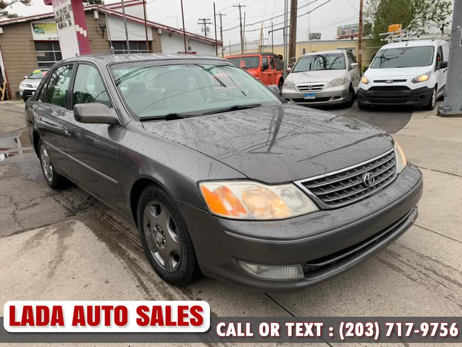2003 Toyota Avalon 4dr Sdn XLS w/Bucket Seats, available for sale in Bridgeport, CT