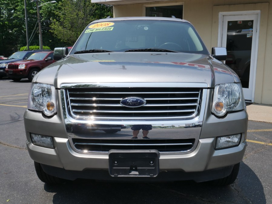 Used Ford Explorer 4WD 4dr V8 Limited 2008 | My Auto Inc.. Huntington Station, New York