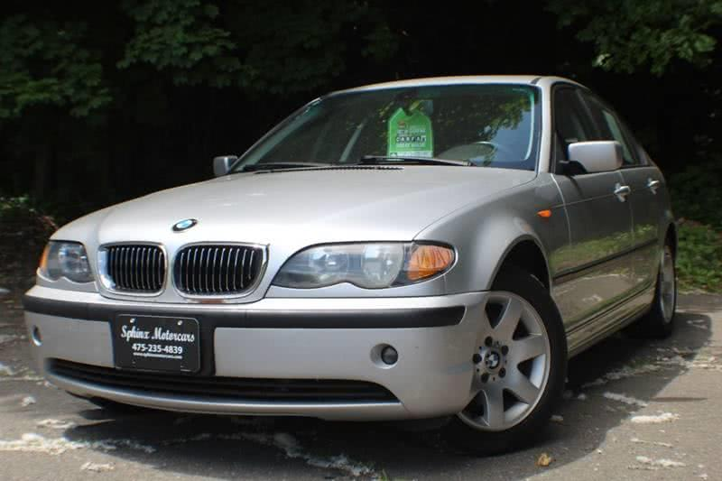 Used BMW 3 Series 325xi AWD 4dr Sedan 2004 | Sphinx Motorcars. Waterbury, Connecticut