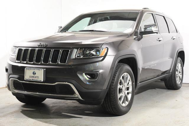 The 2015 Jeep Grand Cherokee Limited photos