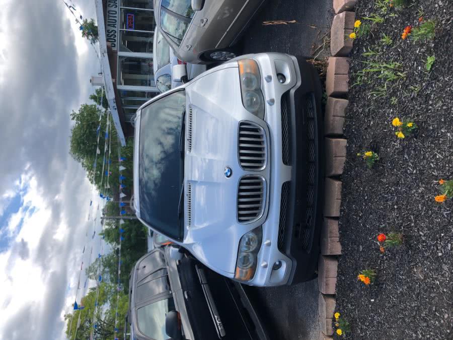 Used BMW X5 X5 4dr AWD 4.4i 2004 | Boss Auto Sales. West Babylon, New York