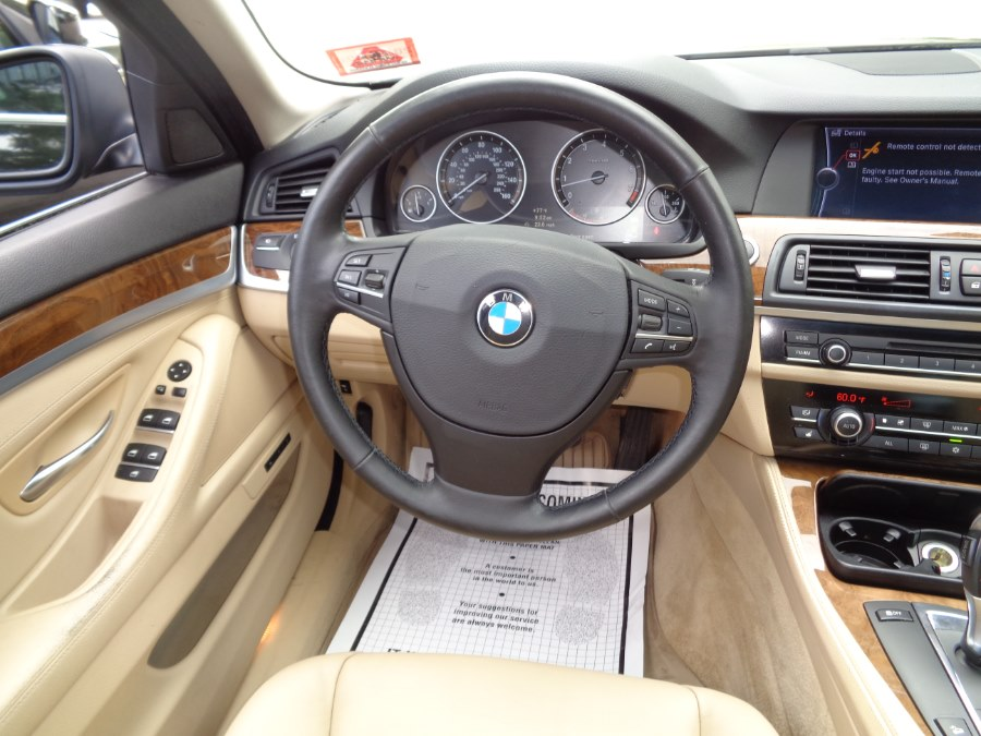 Used BMW 5 Series 4dr Sdn 535i xDrive AWD 2011 | Sunrise Auto Sales. Rosedale, New York