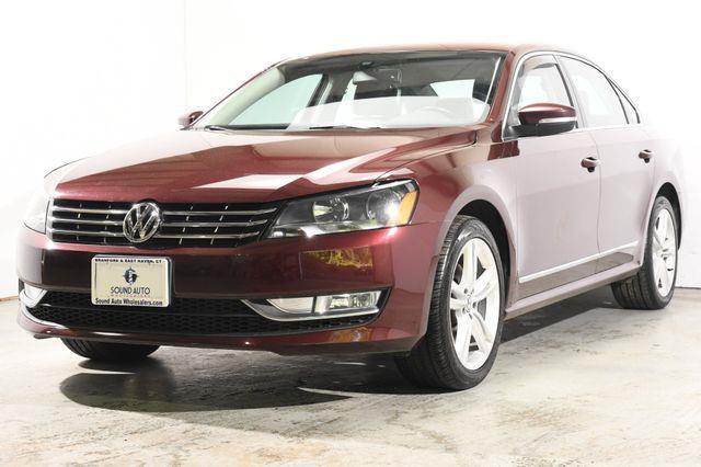 The 2013 Volkswagen Passat TDI SE photos