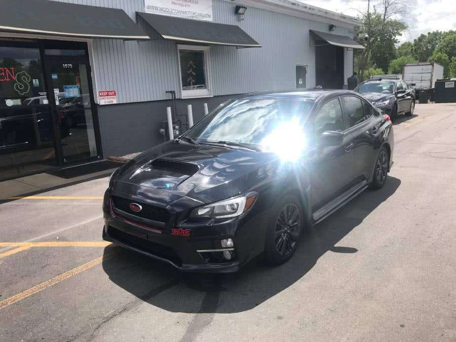 Used Subaru WRX 4dr Sdn CVT Limited 2015 | RT 3 AUTO MALL LLC. Middletown, Connecticut