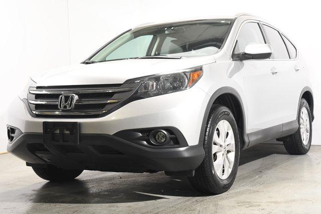 The 2014 Honda CR-V EX-L photos