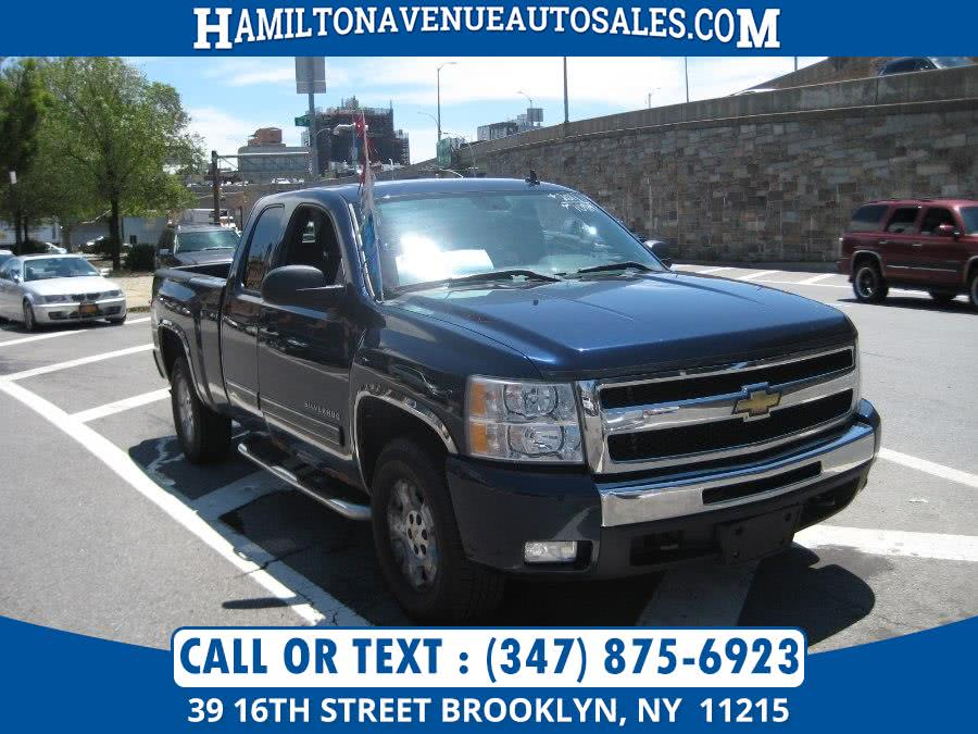 "Used Chevrolet Silverado 1500 4WD Ext Cab 143.5"" LT 2011 