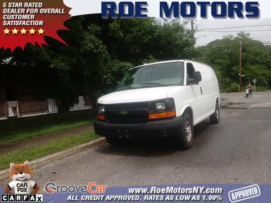 Used 2014 Chevrolet Express Cargo Van in Shirley, New York | Roe Motors Ltd. Shirley, New York