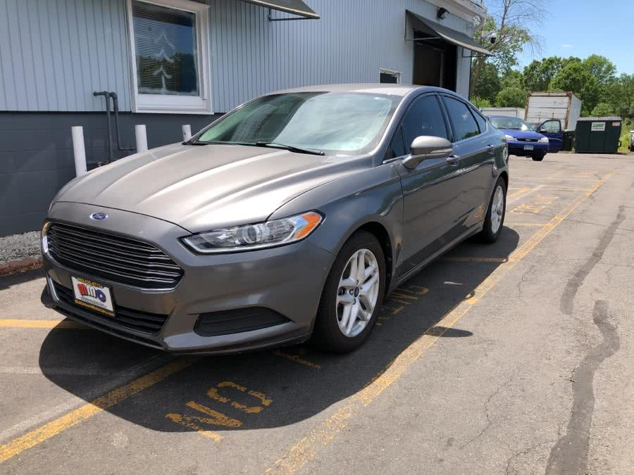 Used Ford Fusion 4dr Sdn SE FWD 2013 | RT 3 AUTO MALL LLC. Middletown, Connecticut
