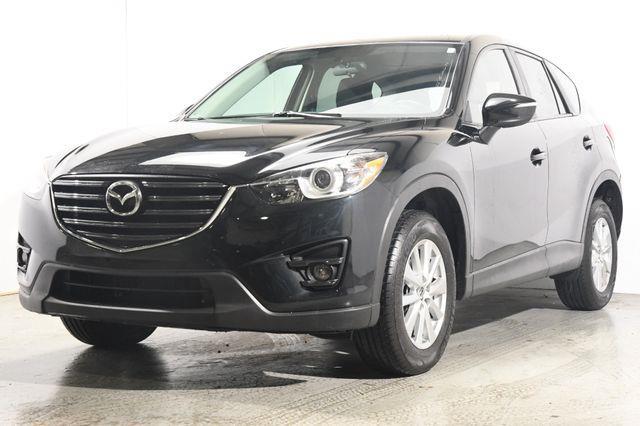The 2016 Mazda CX-5 Touring w/ Blind Spot photos