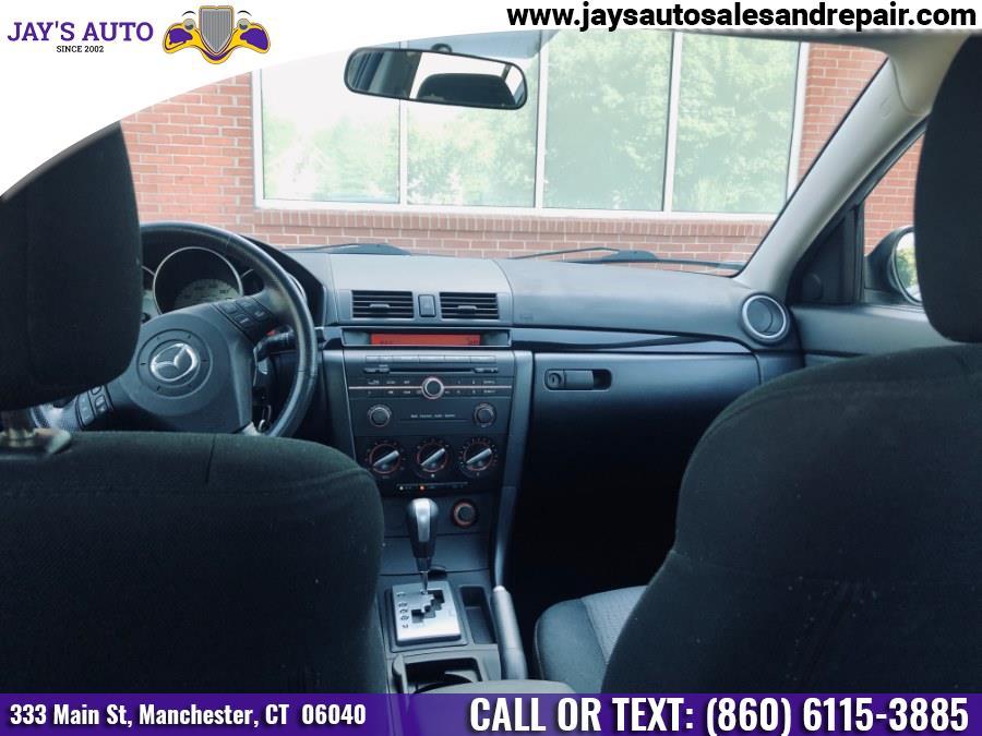 Used Mazda Mazda3 4dr Sdn Auto i Sport 2009 | Jay's Auto. Manchester, Connecticut