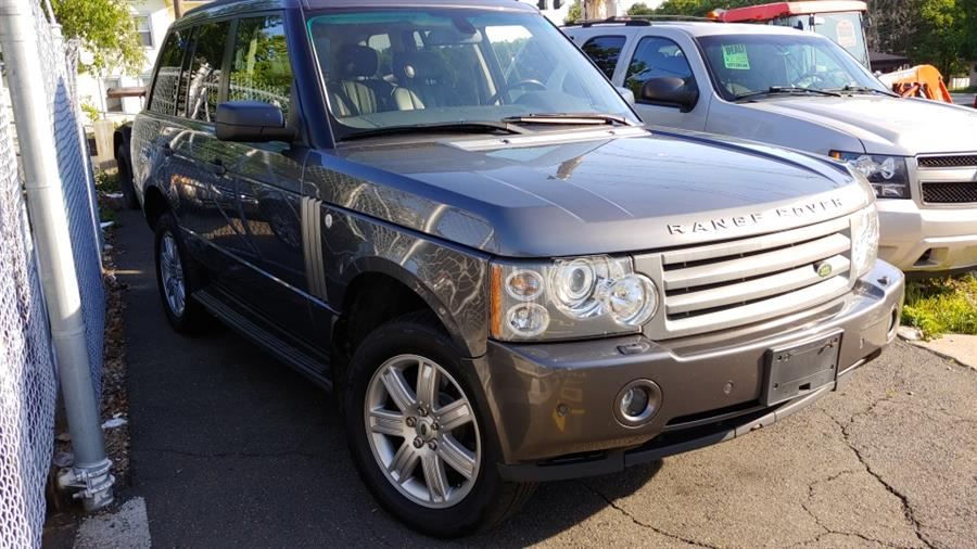 2006 Land Rover Range Rover 4dr Wgn HSE, available for sale in Ansonia, CT