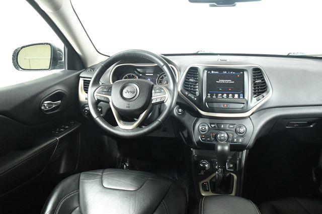 2016 Jeep Cherokee Limited photo