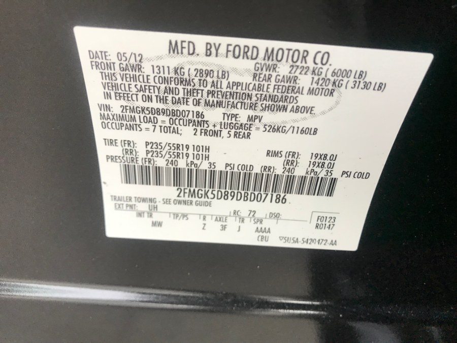 Used Ford Flex 4dr Limited FWD 2013 | 1 Stop Auto Mart Inc+. Santa Ana , California
