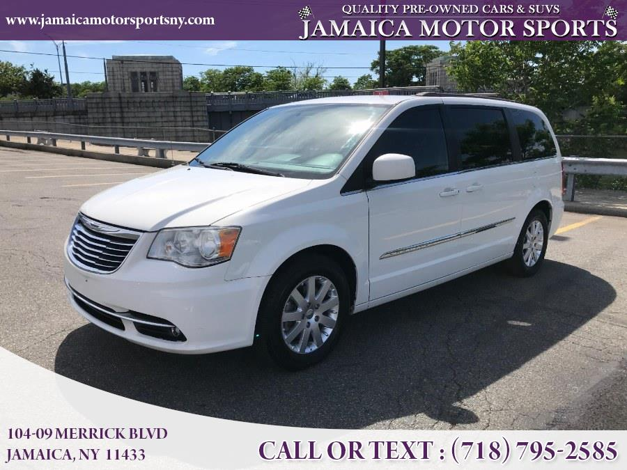Used Chrysler Town & Country 4dr Wgn Touring 2013   Jamaica Motor Sports . Jamaica, New York