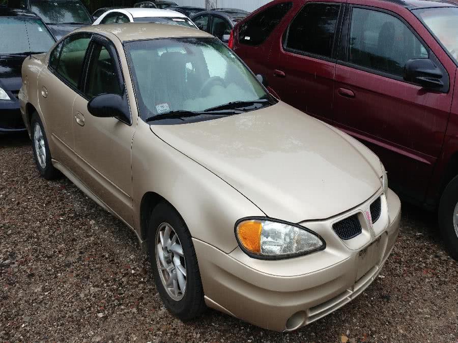 Used 2003 Pontiac Grand Am in Chicopee, Massachusetts | Matts Auto Mall LLC. Chicopee, Massachusetts
