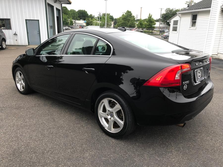Used Volvo S60 FWD 4dr Sdn T5 w/Moonroof 2012   Chip's Auto Sales Inc. Milford, Connecticut