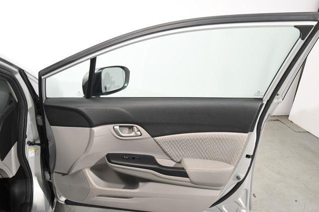 2015 Honda Civic LX photo
