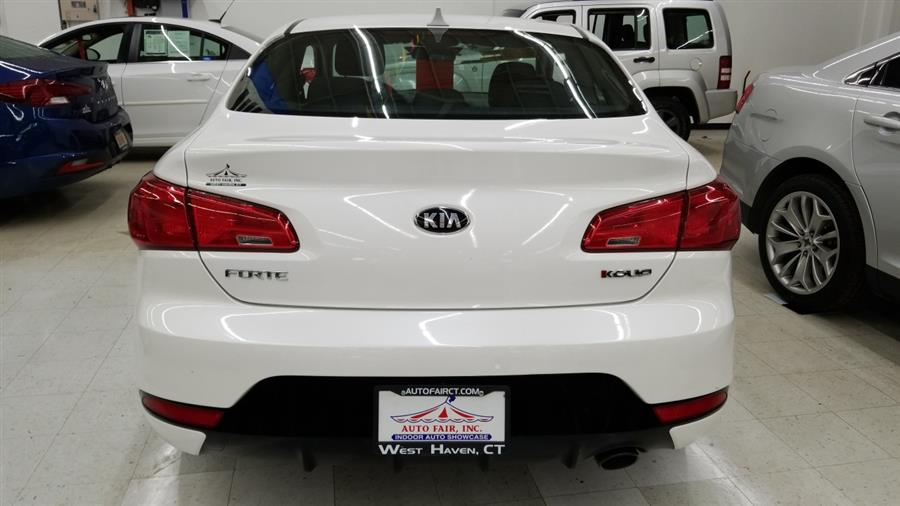 2015 Kia Forte Koup 2dr Cpe Auto EX, available for sale in West Haven, CT