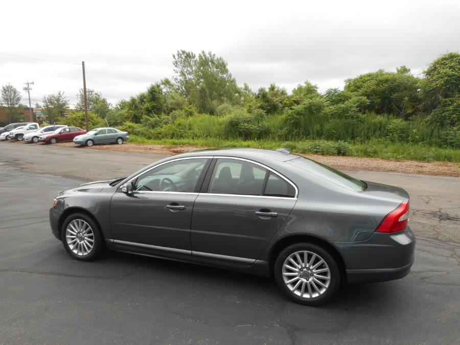 Used Volvo S80 4dr Sdn I6 FWD 2007 | Wholesale Motorcars LLC. Newington, Connecticut