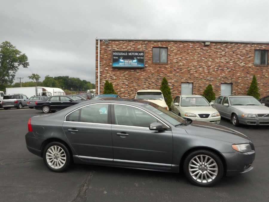 Used 2007 Volvo S80 in Newington, Connecticut | Wholesale Motorcars LLC. Newington, Connecticut