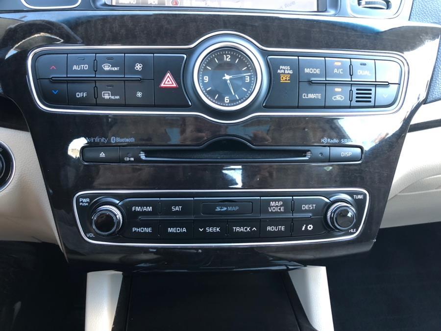 Used Kia Cadenza 4dr Sdn Premium 2014   Chip's Auto Sales Inc. Milford, Connecticut