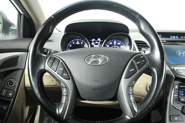 2014 Hyundai Elantra Limited photo