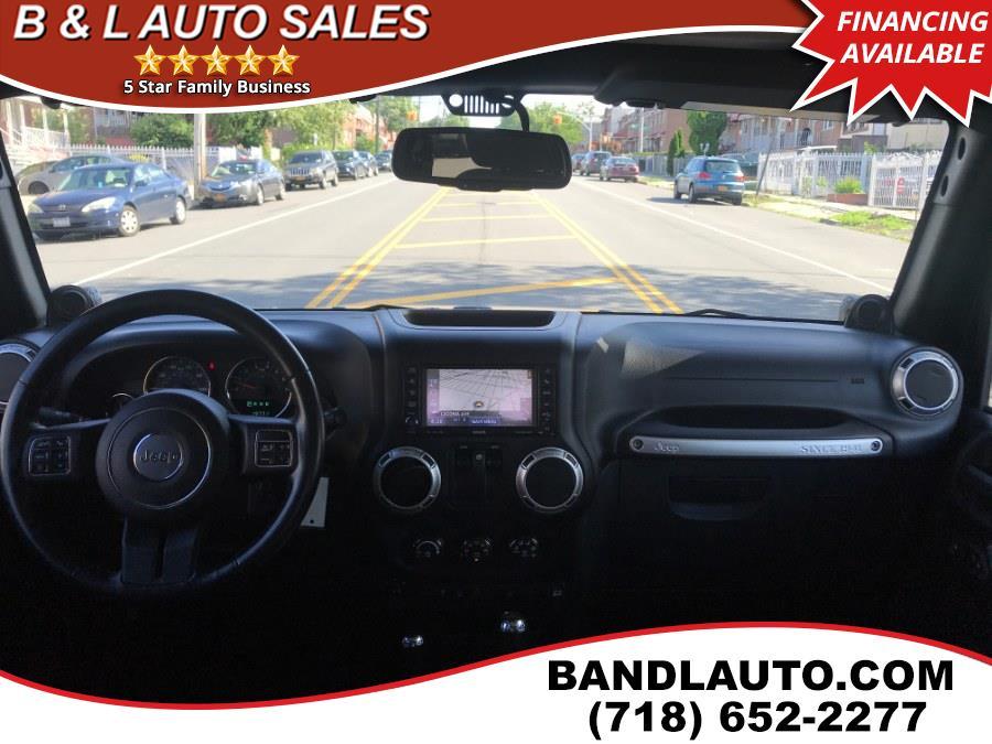 Used Jeep Wrangler 4WD 2dr Rubicon 2013 | B & L Auto Sales LLC. Bronx, New York