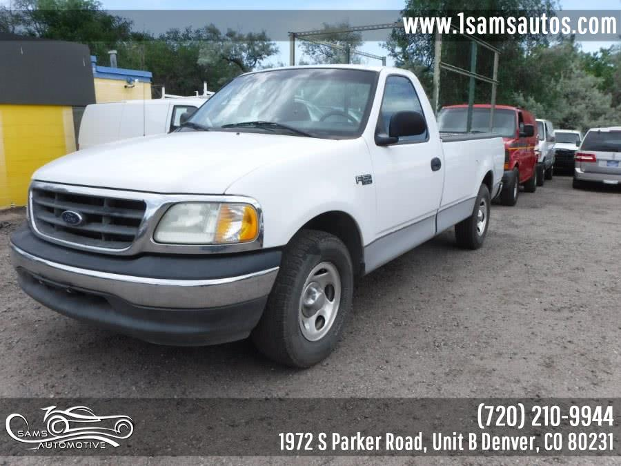 "Used Ford F-150 Reg Cab 139"" XL 2001 