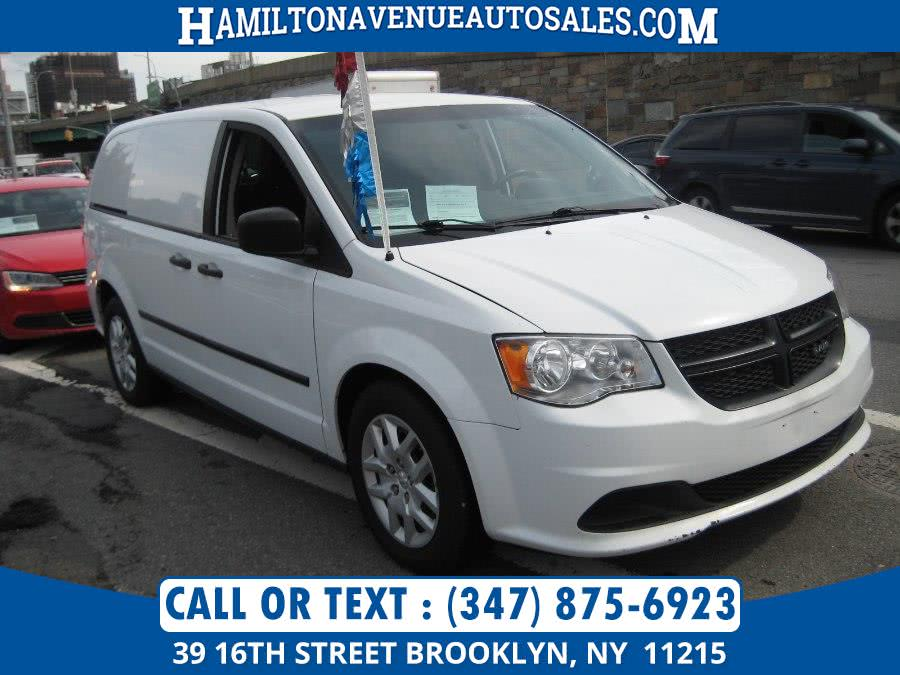 "Used Ram Cargo Van 119"" WB Tradesman 2015 | Hamilton Avenue Auto Sales DBA Nyautoauction.com. Brooklyn, New York"