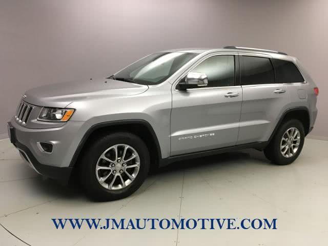 Used 2015 Jeep Grand Cherokee in Naugatuck, Connecticut | J&M Automotive Sls&Svc LLC. Naugatuck, Connecticut