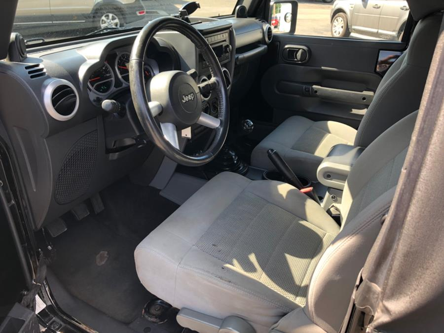 Used Jeep Wrangler 4WD 2dr Sahara 2008 | Chip's Auto Sales Inc. Milford, Connecticut