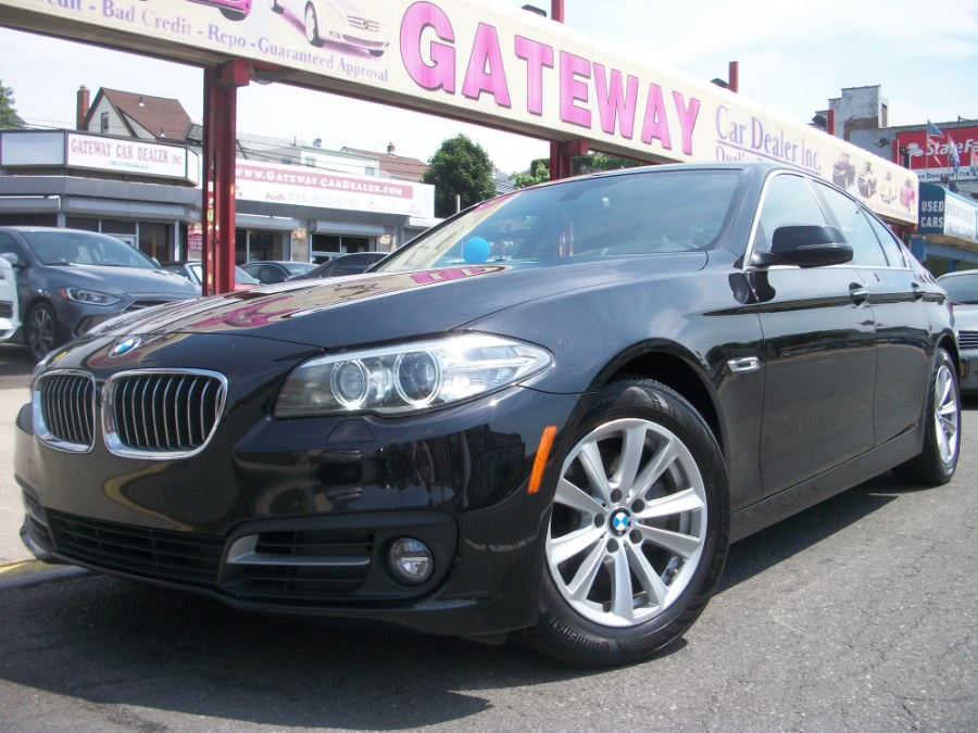 Used BMW 5 Series 4dr Sdn 528i xDrive AWD 2016 | Gateway Car Dealer Inc. Jamaica, New York