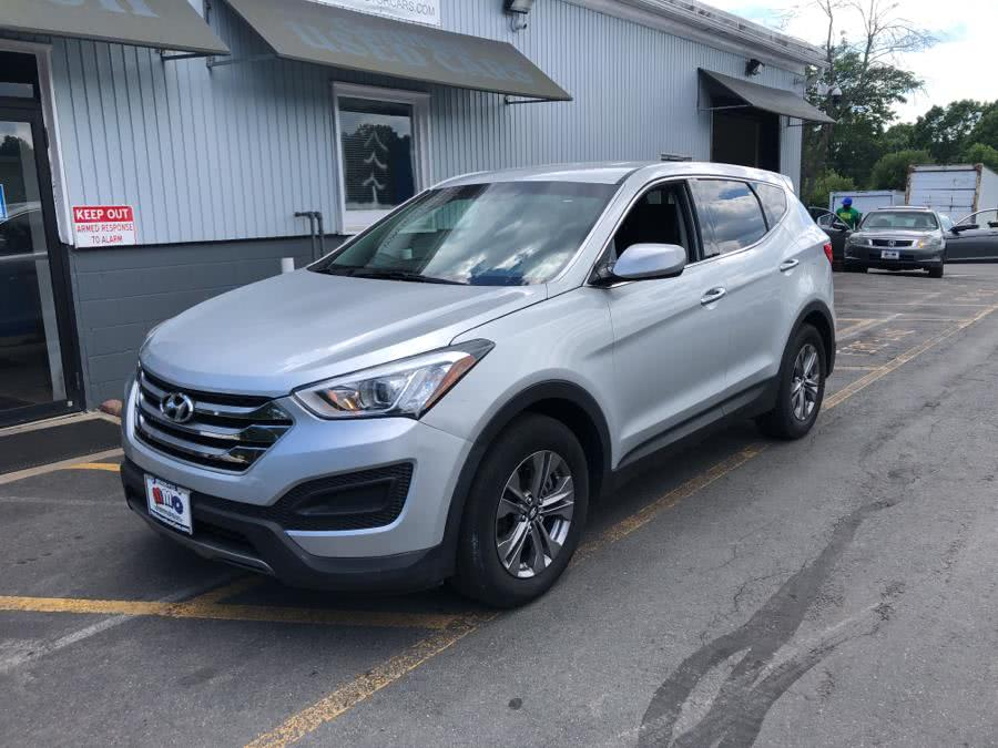 Used Hyundai Santa Fe Sport AWD 4dr 2.4 2016 | RT 3 AUTO MALL LLC. Middletown, Connecticut