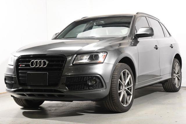 The 2016 Audi SQ5 Premium Plus photos